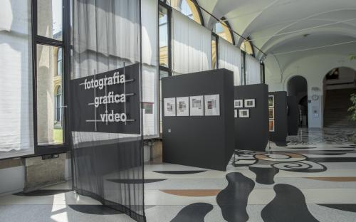 Exhibition view_Chiostro della Magnolia_ph.© Fausta Riva e Cosimo Quartana